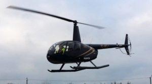Suoritamme kunnossapitotarkistuksia helikopterilla 16.-17.9.